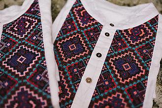 Oblečenie - Pánska košeľa Horehronie - 12735024_