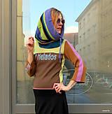 Iné oblečenie - OLIVA-hřejivý návlek na krk - 12733614_