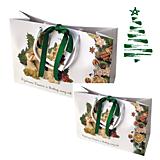 Papiernictvo - Vianočné tašky č. 6 - 12737097_