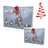 Papiernictvo - Vianočná taška č.8 - 12737208_