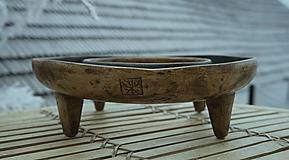 Dekorácie - Keramický veniec - 12734942_
