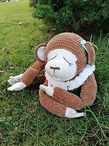 Hračky - Pyžamožrut  Opica - 12738304_