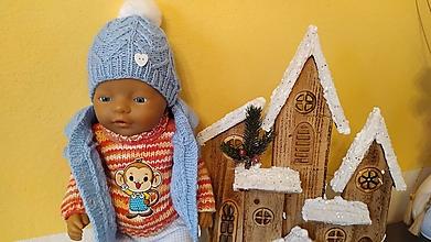 Hračky - Jojo oblečenie pre bábiku. - 12740124_