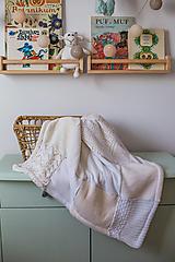 Textil - Dečka pre bábätko - 12741411_