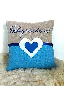 Nezaradené - Modrý balíček na Vianoce... - 12745388_