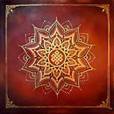 Obrazy - Mandala Hojnosti - 12745102_
