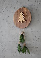 Dekorácie - Vianočný stromček - 12746087_