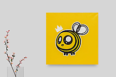 Obrazy - Obraz - Be kind & Go gold - 12743293_