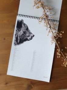 Papiernictvo - Kalendár -Cicavce na Slovensku - 12742499_