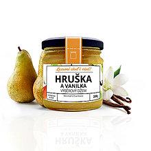 Potraviny - Hruška a vanilka džem - 12743315_