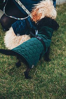 Pre zvieratká - Kabát pre psíka LOVA - 12743051_