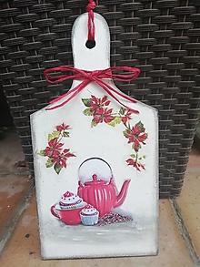 Pomôcky - vianočný lopárik 2 - 12743177_