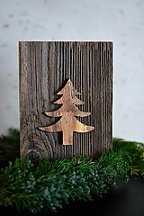 Dekorácie - Vianočný stromček - 12746136_