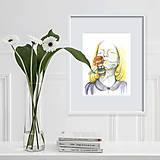 Grafika - Dreaming with the blossoming spring grafika - 12749799_