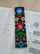 Papiernictvo - V objatí kvetov - 12746847_
