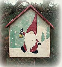 Dekorácie - Vianočná ozdoba - 12747812_