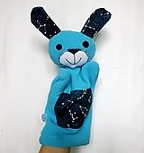 Hračky - Maňuška zajac - Zajko zo Súhvezdnej - 12753250_