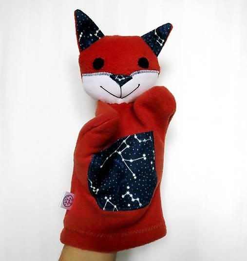 Maňuška líška - Lišiačik zo Súhvezdnej