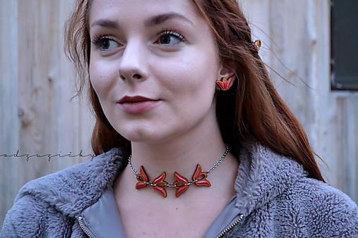 Detvianska Agátka a červené perly