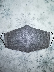 Rúška - Pánske rúško Boss s antibakteriálnou bavlnou - 12759026_