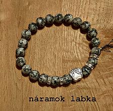 Náramky - Buddha náramok labka - 12757807_