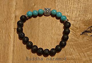 Náramky - Buddha ochranné náramky - 12758731_