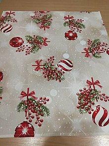 Úžitkový textil - Obrus 65x65 - 12756975_