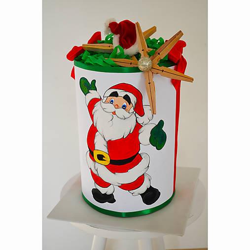 Vianočná plienková torta