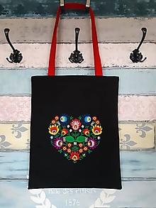 Nákupné tašky - Nákupní taška - Folklorní - 12754731_