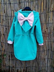 Detské oblečenie - Softshellovy kabatik - 12756591_