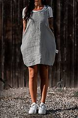 Šaty - Šaty Dora (Červená) - 12759015_