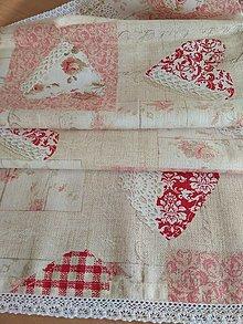 Úžitkový textil - Obrus-štóla - 12762342_