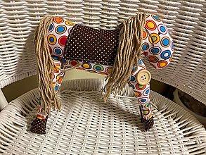 Hračky - koník Karol - 12761999_