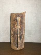 Dekorácie - Dizajnová Váza 1 - 12761018_