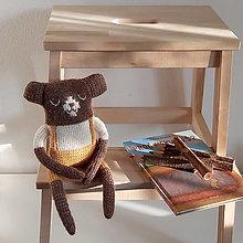 Hračky - Medvedík Bobo - 12760441_