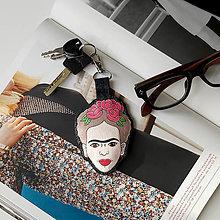 Kľúčenky - Frida kľúčenka - 12761016_