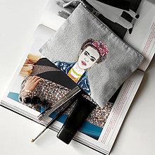 Taštičky - Frida taštička - 12761092_