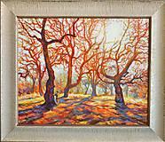 Obrazy - Pieseň pre dubový háj - 12767943_