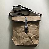 Tašky - Pánska crossbody taška - 12765655_