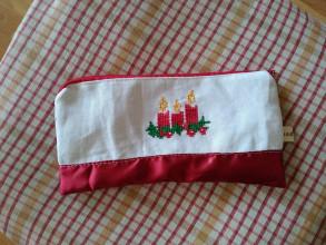 Taštičky - Vianočná II. - 12771785_