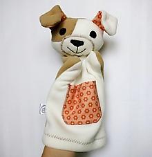 Hračky - Maňuška psík - Havinko od Oranžového záhona - 12770865_