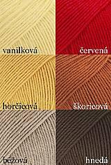 Šály - Súprava - pletený šál s čelenkou - 12769039_