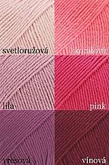 Šály - Súprava - pletený šál s čelenkou - 12769040_