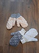 Detské doplnky - rukavice -70% - 12775633_