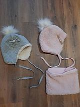 Detské čiapky - - 70% zimná čiapka - 12775722_