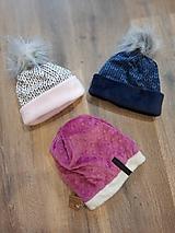 Detské čiapky - - 70% čiapka zimná - 12775848_