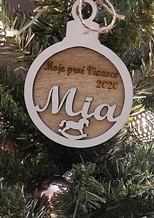 Drobnosti - Vianočna ozdoba - 12774892_