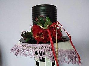 Dekorácie - Novoročný klobúk II. - 12779242_