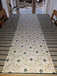 Úžitkový textil - Obrus +štóla - 12776718_