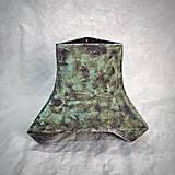 Dekorácie - Zelená váza - 12778900_
